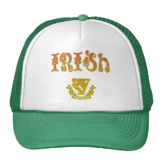 Irish Erin Go Bragh Cap