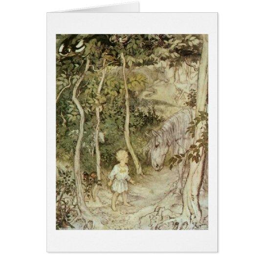 Irish Fairy Tales (Blank Inside) Card
