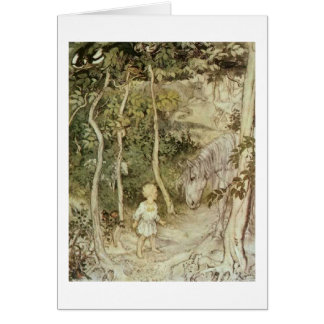 Irish Fairy Tales Greeting Card