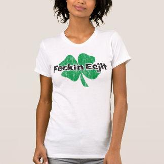Irish Feckin Eejit Tshirts