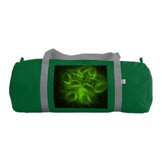 Irish Fire #1 Gym Duffel Bag