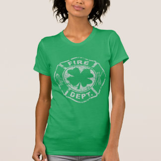 Irish Fire Fighter t shirt