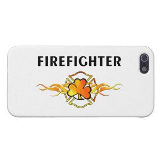 Irish Firefighter iPhone 5 Cover