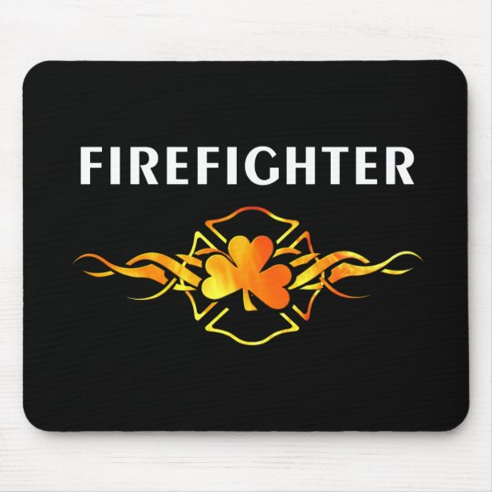 IRISH Firefighter Mouse Pad