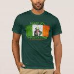 Irish Firefighter Uncle Sam T-Shirt