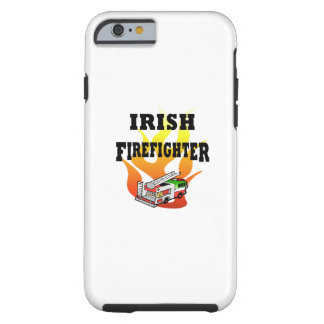 Irish Firemen Tough iPhone 6 Case