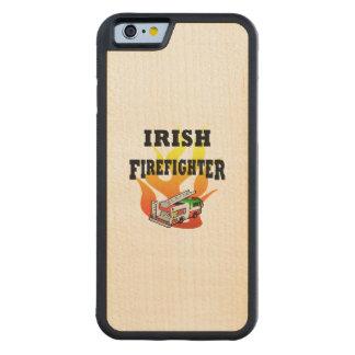 Irish Firemen Carved® Maple iPhone 6 Bumper