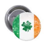 Irish Flag Badges