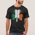 Irish Flag Clover T-Shirt