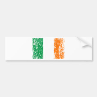 Irish Flag Drinking Team Bumper Stickers