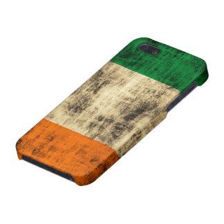 Irish Flag Grunge iPhone 5/5S Cover