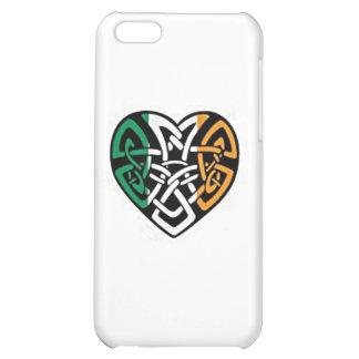Irish Flag Heart iPhone 5C Case
