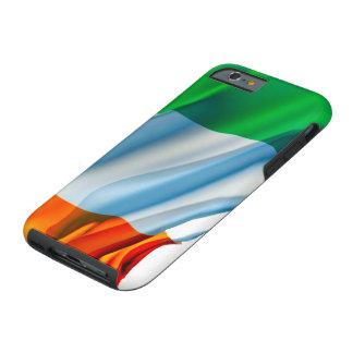 Irish flag image for iPhone 6 plus Vibe Tough iPhone 6 Case