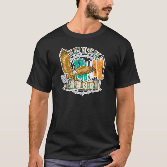 Irish Flag Ireland Tattoo Celtic T Shirts &
