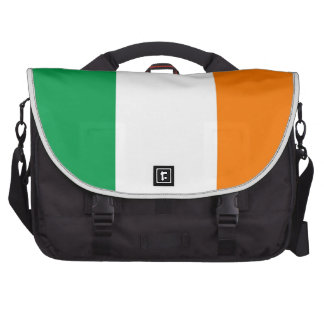 Irish Flag Laptop Bag