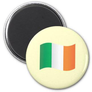 Irish Flag Magnets
