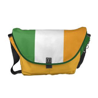 Irish Flag Messenger Bag