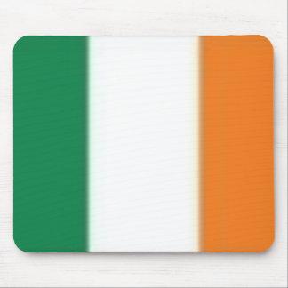 irish flag mouse mat
