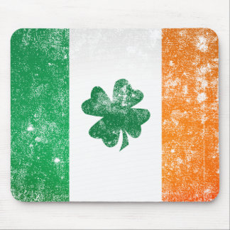 Irish Flag Mouse Mat