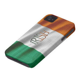 Irish Flag Patriotic Celtic Blackberry Bold Case