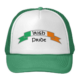 Irish Flag Personalised Trucker Hat