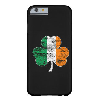 Irish Flag Shamrock (distressed) iPhone 6 case