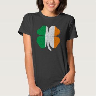 Irish Flag Shamrock Shirt