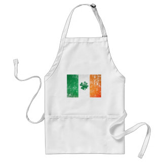 Irish Flag Standard Apron