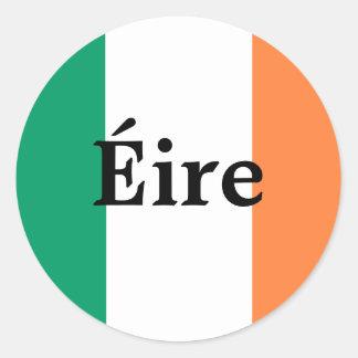 Irish Flag Sticker