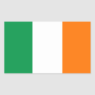 Irish Flag Stickers