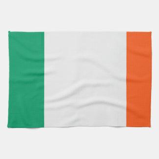 Irish Flag Tea Towel