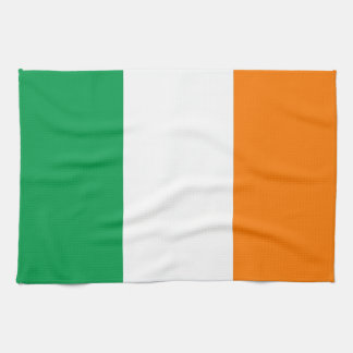 Irish Flag Tea Towel
