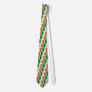 IRISH Flag Tie