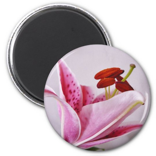 Irish Floral Magnet