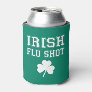 Irish Flu Shot St. Patrick's Day