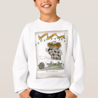 irish football goalkeeper sweatshirt