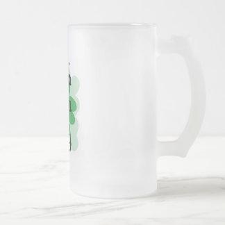Irish for a day coffee mug