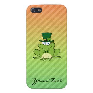 Irish Frog Design iPhone 5 Case