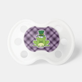 Irish Frog; Purple Dummy