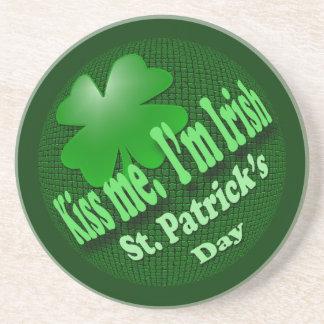 Irish  gifts beverage coaster