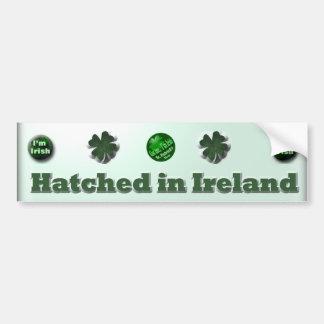 Irish  gifts bumper sticker