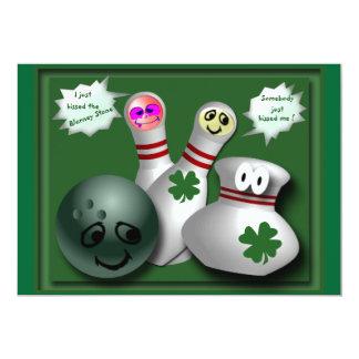 Irish  gifts personalized invitations