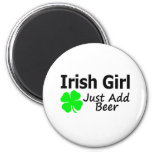 Irish Girl Just Add Beer