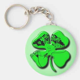 Irish Girl Keychains