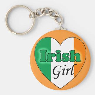 Irish Girl Sleutelhangers