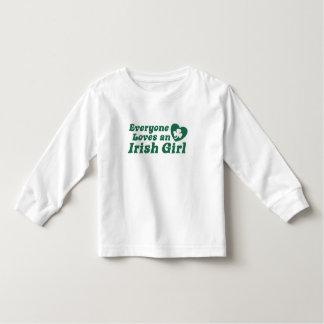 Irish Girl Toddler T-Shirt