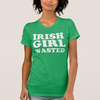 Irish Girl Wasted T-Shirt
