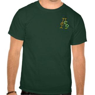 Irish Gold Monogram A T Shirt