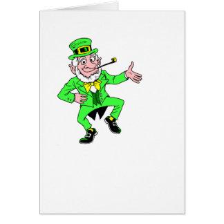 Irish Good time Card