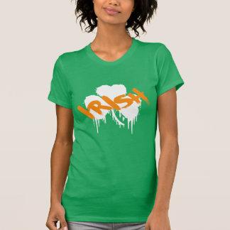 Irish Graffiti T-shirt